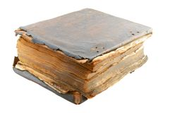Стародедовская книга Стоковое Изображение RF