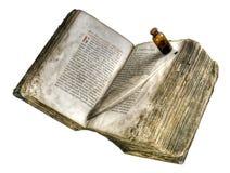 Стародедовская книга Стоковая Фотография RF