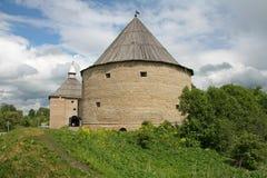 Стародедовская крепость стоковое изображение rf