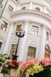 стародедовская личная резиденция фонарика Стоковая Фотография