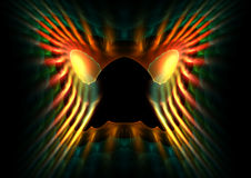 стародедовская маска Стоковые Фото