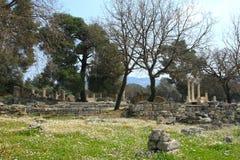 Стародедовская Олимпия стоковые изображения