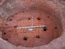 стародедовская печь Стоковая Фотография