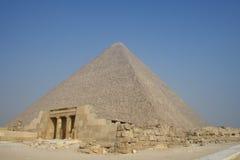 стародедовская пирамидка Египета Стоковые Фотографии RF