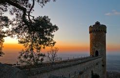 стародедовская руина Стоковое Фото