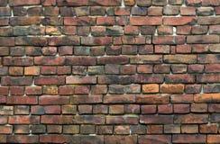 стародедовская стена кирпичей Стоковые Фото