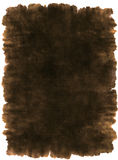 стародедовская текстура пергамента кожи предпосылки Стоковое фото RF