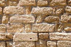 стародедовская текстура masonry Стоковые Изображения RF