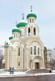 стародедовская церковь Стоковое Изображение