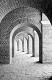 стародедовские аркады Стоковое Изображение RF