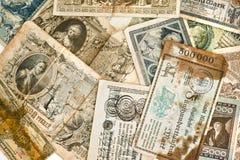 стародедовские деньги Стоковое фото RF