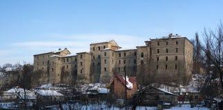 стародедовские казармы Стоковая Фотография RF