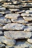 стародедовские каменные плитки Стоковая Фотография