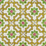 Стародедовские керамические плитки Стоковое фото RF