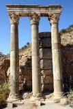 стародедовские колонки Стоковое фото RF