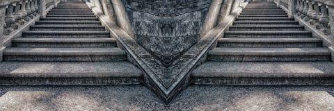 Стародедовские лестницы Стоковое Изображение RF