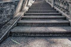 Стародедовские лестницы Стоковые Фото