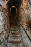 Стародедовские лестницы стоковая фотография rf