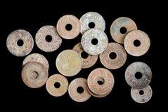 стародедовские монетки Стоковая Фотография RF