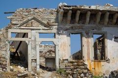 стародедовские окна Стоковая Фотография
