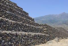 стародедовские пирамидки Стоковое Изображение RF