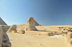 стародедовские руины египтянина Стоковые Изображения