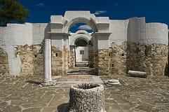 стародедовские руины Стоковое Изображение RF