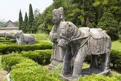 стародедовские figurines guilin фарфора Стоковые Изображения