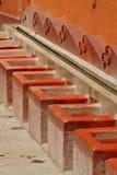стародедовские washbasins Мексики miguel san Стоковые Фотографии RF