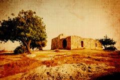 стародедовский арабский сбор винограда здания стоковые фотографии rf