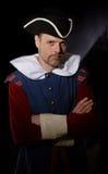 стародедовский близко смотря костюм человека Стоковое Фото