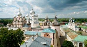 стародедовский большой городок rostov kremlin Стоковые Изображения RF