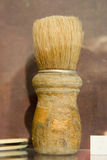 стародедовский брить щетки Стоковые Изображения RF