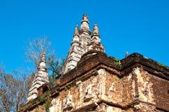 стародедовский висок Таиланд Стоковое фото RF