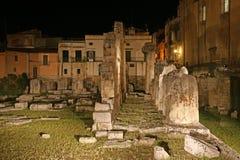 стародедовский висок apollo греческий s Сицилии syracuse стоковая фотография