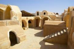 стародедовский городок berber Стоковое фото RF