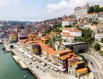 Стародедовский город Porto Стоковое Изображение RF