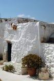стародедовский грек конструкции Стоковые Изображения