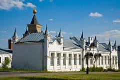 стародедовский дом для приезжих Стоковое Фото