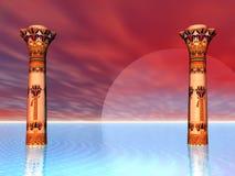 стародедовский египетский порт Стоковые Фотографии RF