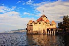 стародедовский замок Стоковые Изображения