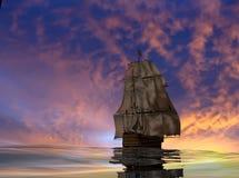 стародедовский корабль бесплатная иллюстрация