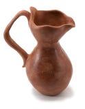Стародедовский кувшин от керамики Стоковые Изображения RF