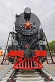 стародедовский локомотивный пар Стоковое Изображение RF