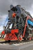 стародедовский локомотивный пар Стоковая Фотография RF