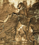 стародедовский людской сброс Стоковые Фото