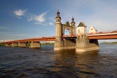 стародедовский мост Стоковые Фотографии RF