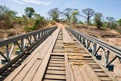 стародедовский мост Стоковые Изображения