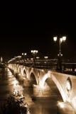 стародедовский мост Стоковое Изображение RF