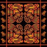 стародедовский орнамент иллюстрация вектора
